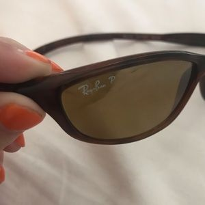 RAY BAN polarized Cutters sunglasses